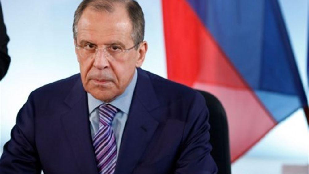 """Lavrov: Ένα ανεξάρτητο κράτος στην Κύπρο, """"κλειδί"""" για την ασφάλεια στην Ανατ. Μεσόγειο"""
