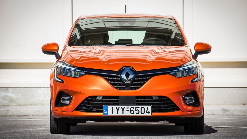 Πτώση 34,9% των πωλήσεων της Renault