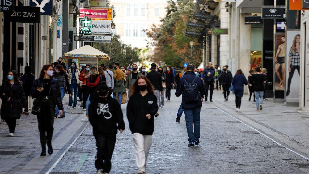 ΙΕΛΚΑ: Ο κορονοϊός δημιούργησε νέες συνήθειες στους καταναλωτές - Ένας στους δύο με μάσκα και το 2022