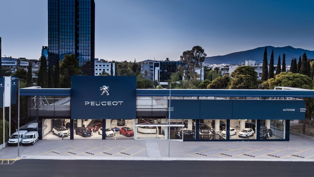 Νέα υπερσύγχρονη μονάδα Peugeot AUTOONE