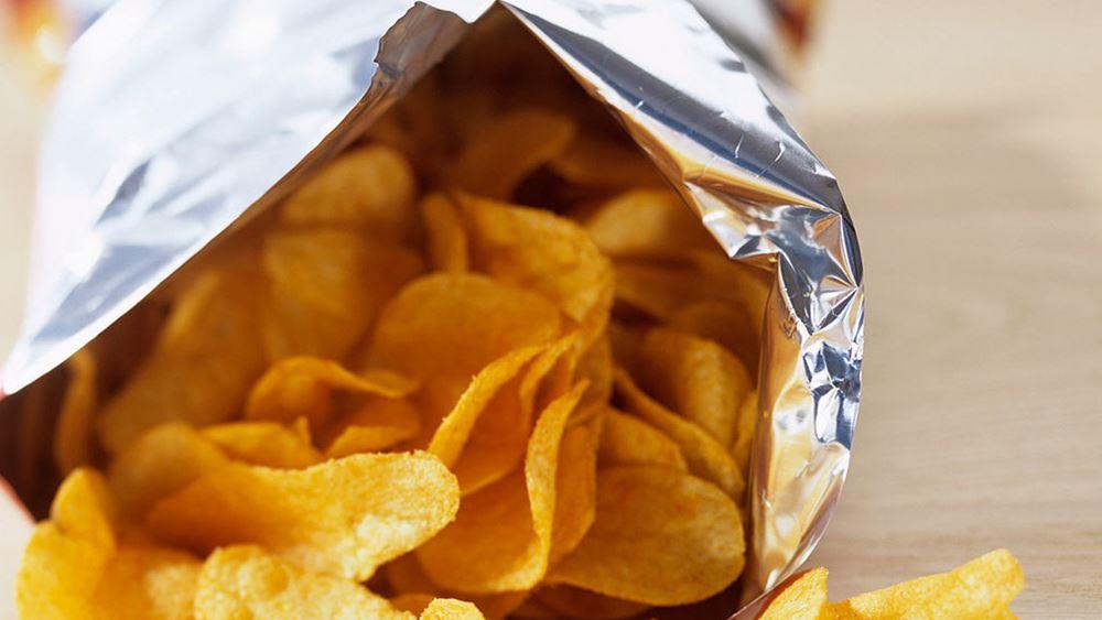 Κέρδη 50% στην επταετία για τα snacks