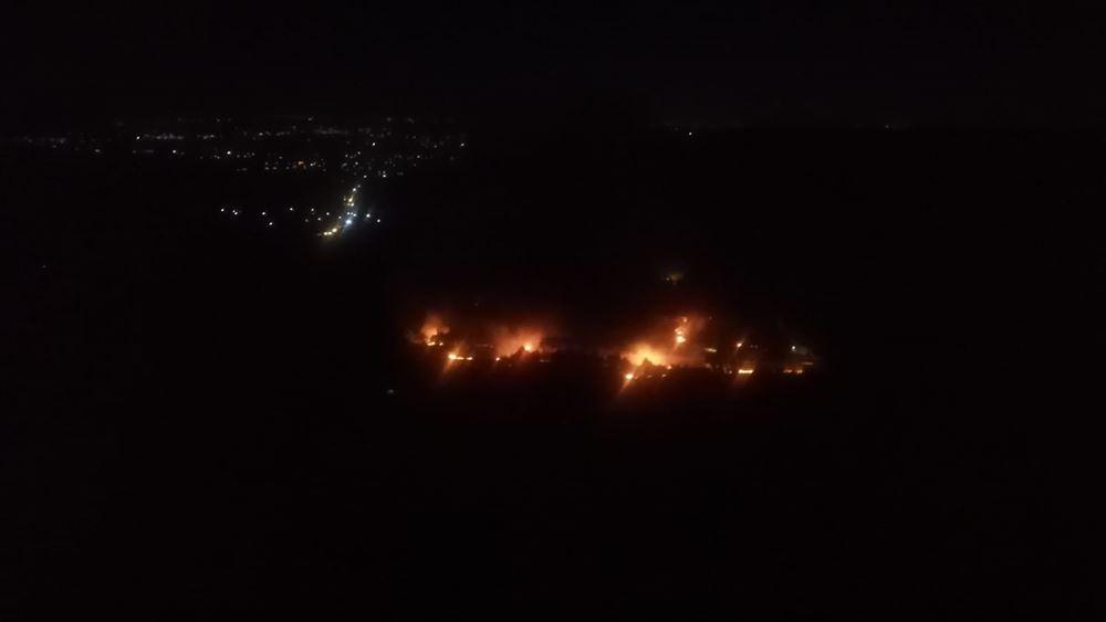 Βίντεο: Ισραηλινά αεροσκάφη πέταξαν πάνω από τον Λίβανο και βομβάρδισαν βάση στη Συρία