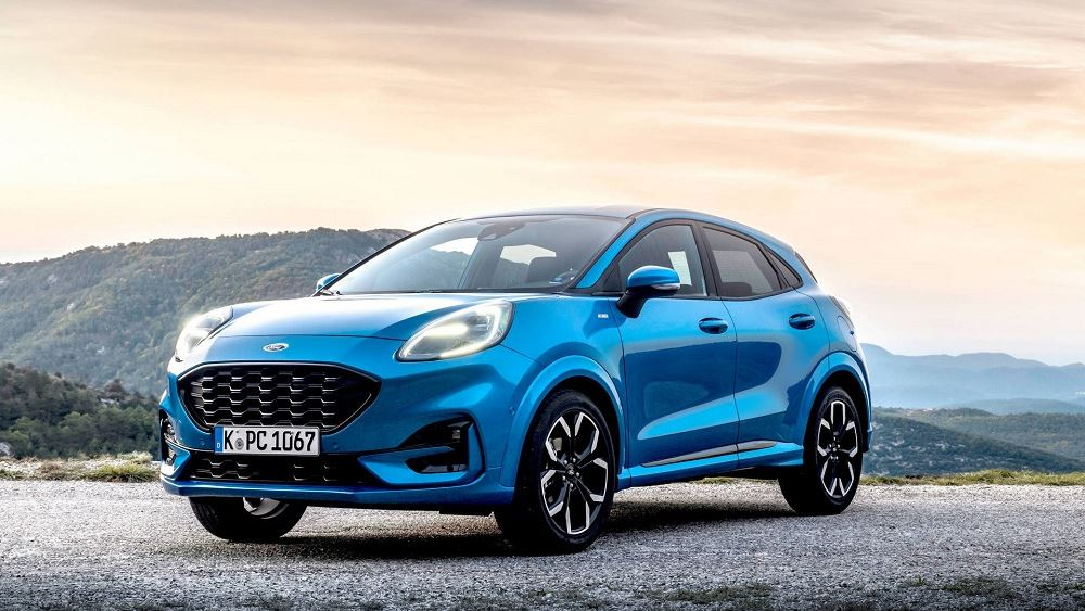 Ford: Άλμα πωλήσεων στο πρώτο τρίμηνο