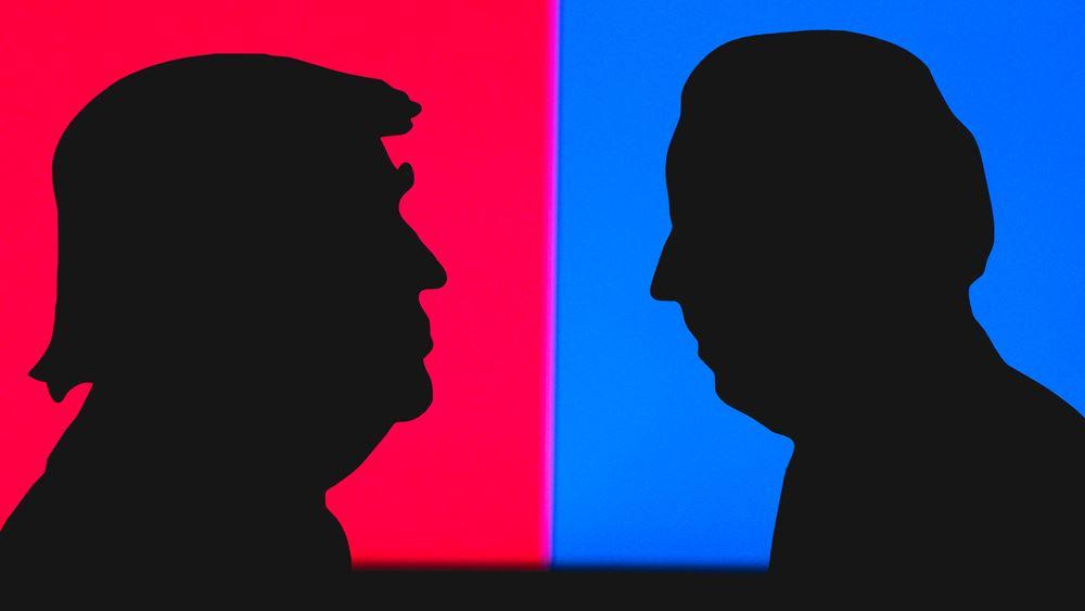 Παρακολουθήστε το πρώτο debate μεταξύ Τραμπ - Μπάιντεν