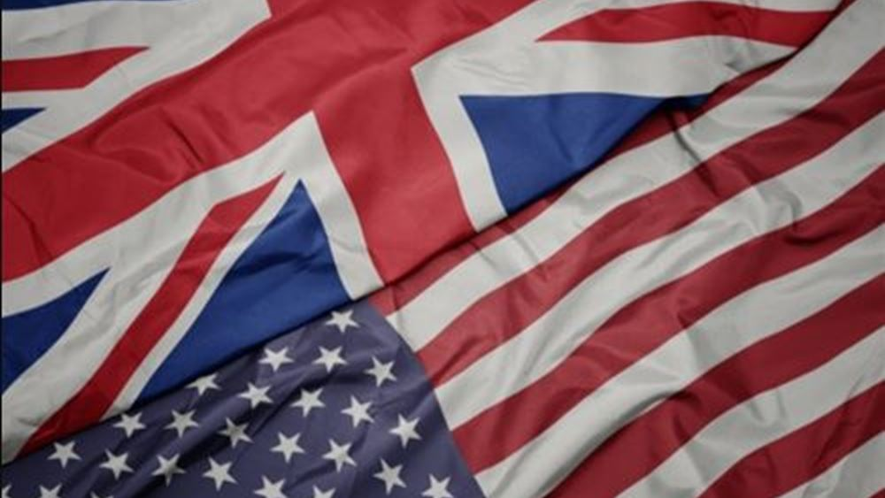 ΗΠΑ: Πιθανή μια εμπορική συμφωνία με Βρετανία που δεν θα καλύπτει άμεσα όλους τους τομείς των διμερών εμπορικών σχέσεων