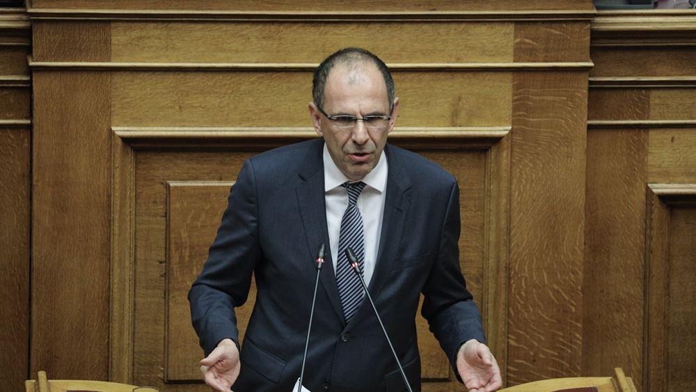 Γ. Γεραπετρίτης: Υπάρχει μεγάλη δυναμική στην ελληνική οικονομία