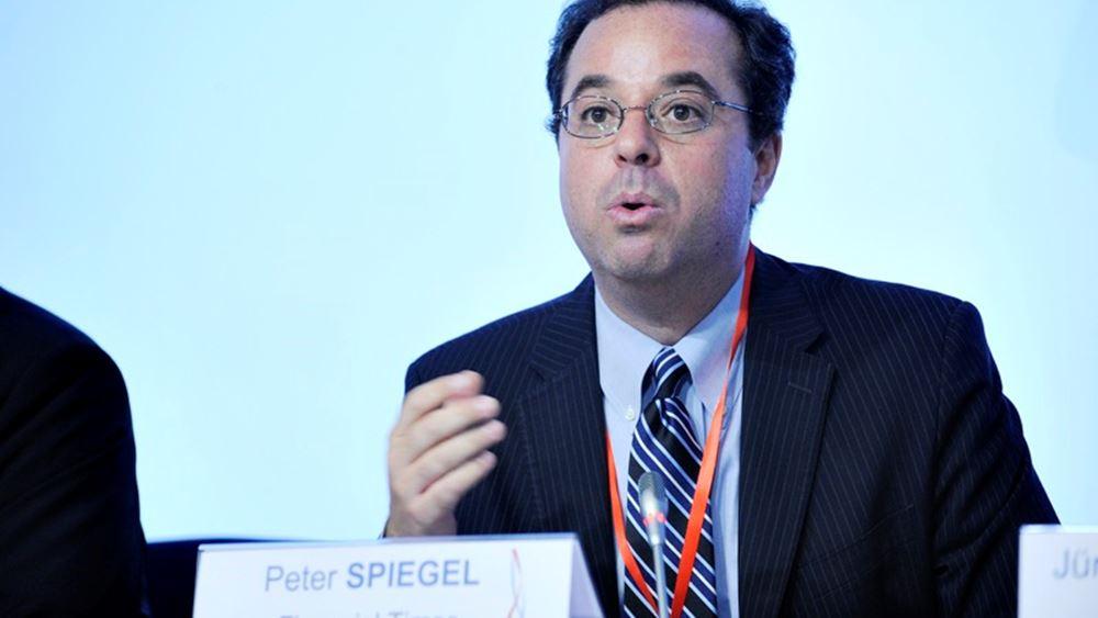 """""""Η τελευταία Μπλόφα"""": Spiegel και Wieser μιλούν για τα """"λάθη"""" Αθήνας και Βρυξελλών το α' εξάμηνο του 2015"""