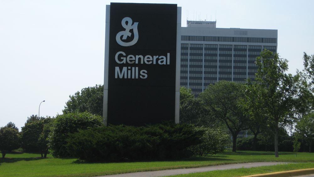 Χαμηλότερα των προσδοκιών τα αποτελέσματα της General Mills