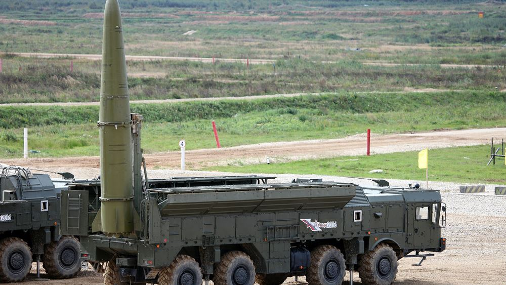 Ρωσία: Δεν σχεδιάζει να αναπτύξει νέους πυραύλους, εκτός αν αναπτύξουν οι ΗΠΑ