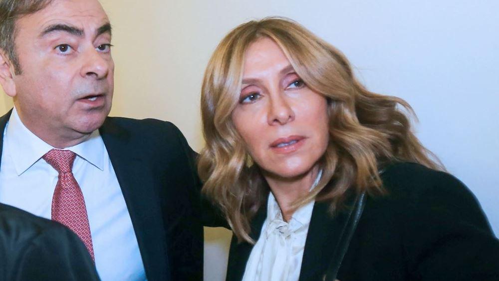Η ιστορία της Carole Ghosn: Νομικά μαθήματα για τη θέση μιας συζύγου