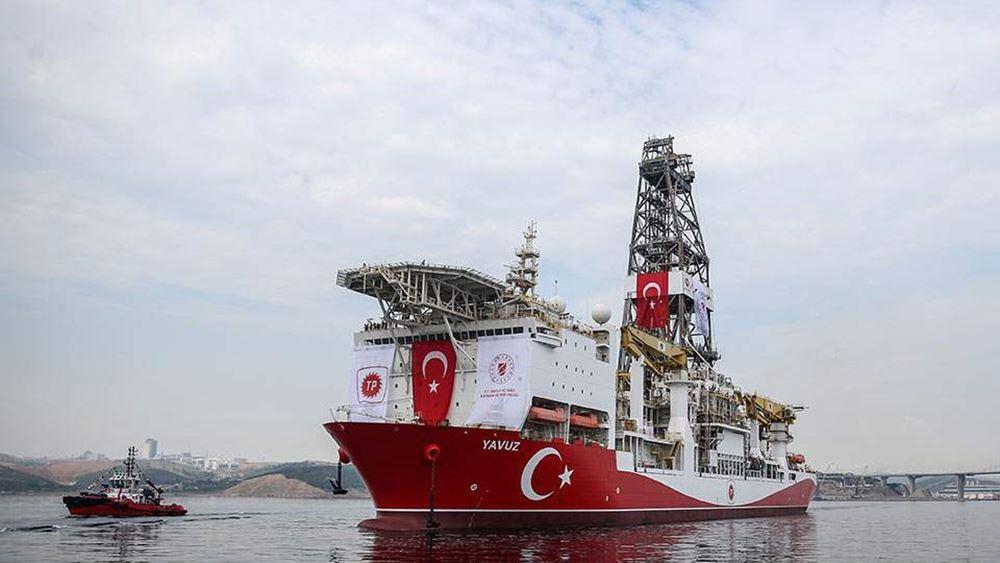 Το Yavuz έφθασε στις τουρκικές ακτές