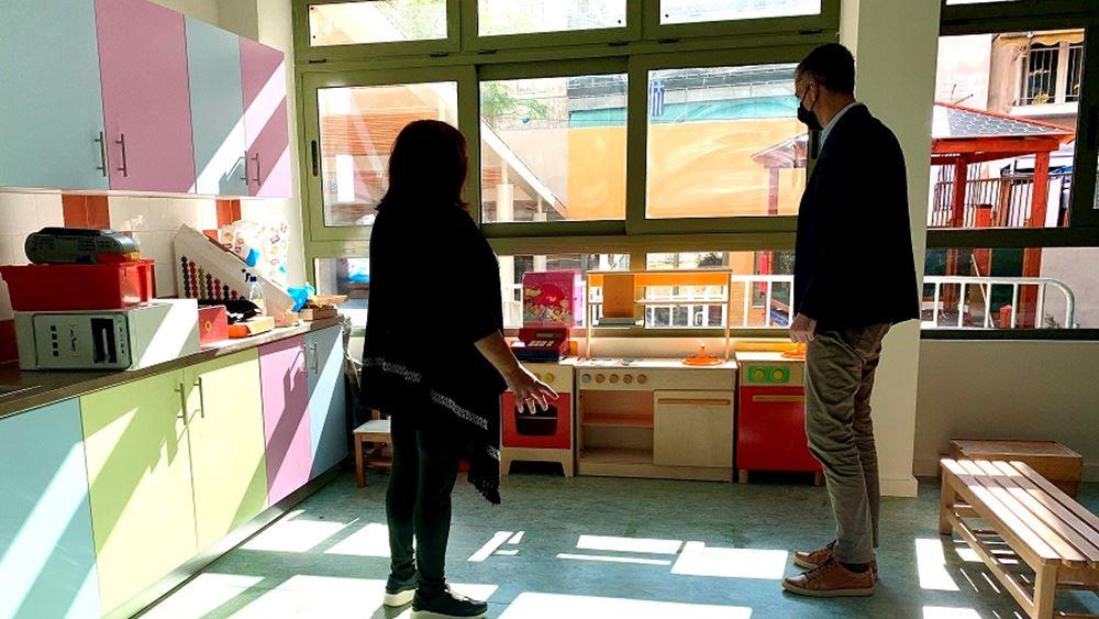 Δήμος Αθηναίων: Τα σχολεία είναι έτοιμα να υποδεχθούν με υγειονομική ασφάλεια μαθητές και εκπαιδευτικούς