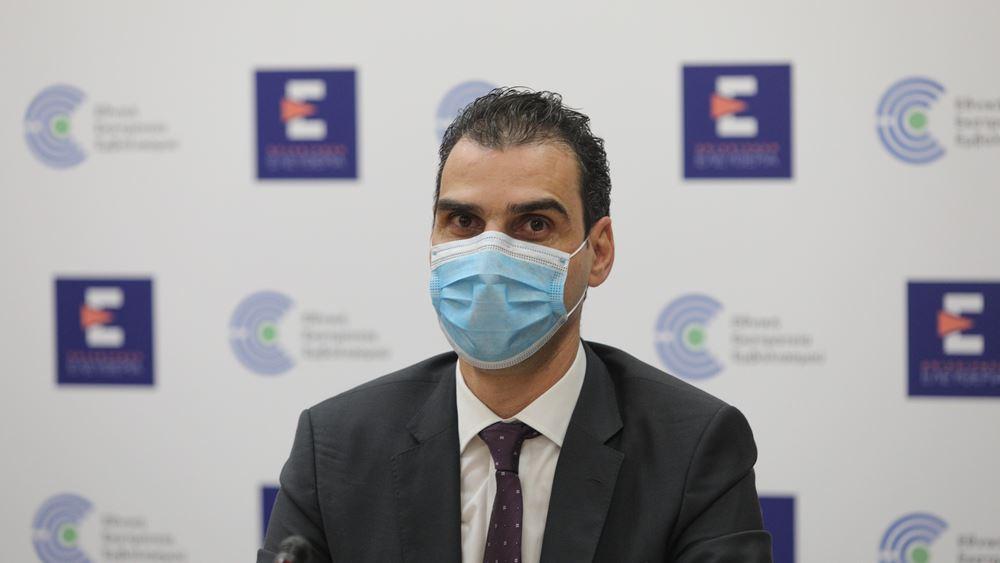 Θεμιστοκλέους: Η τρίτη δόση του εμβολίου κατά του κορονοϊού δεν είναι υποχρεωτική