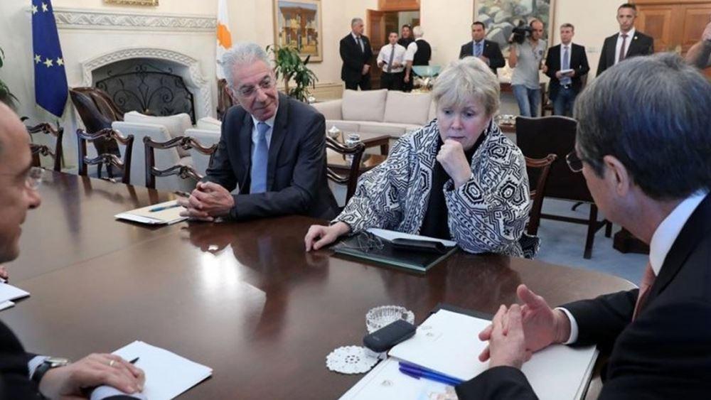 Κύπρος: Τέλη Νοεμβρίου η επίσκεψη της Ειδικής Απεσταλμένης του ΓΓ των ΗΕ Τζέιν Χολ Λουτ