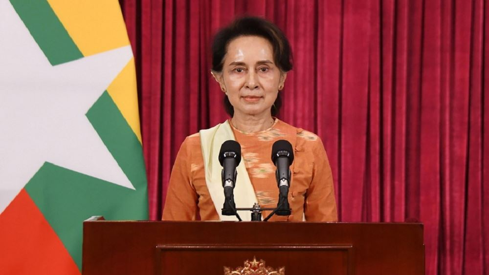 Η Αούνγκ Σαν Σου Κι ή το πολυτάραχο πεπρωμένο της Βιρμανίας