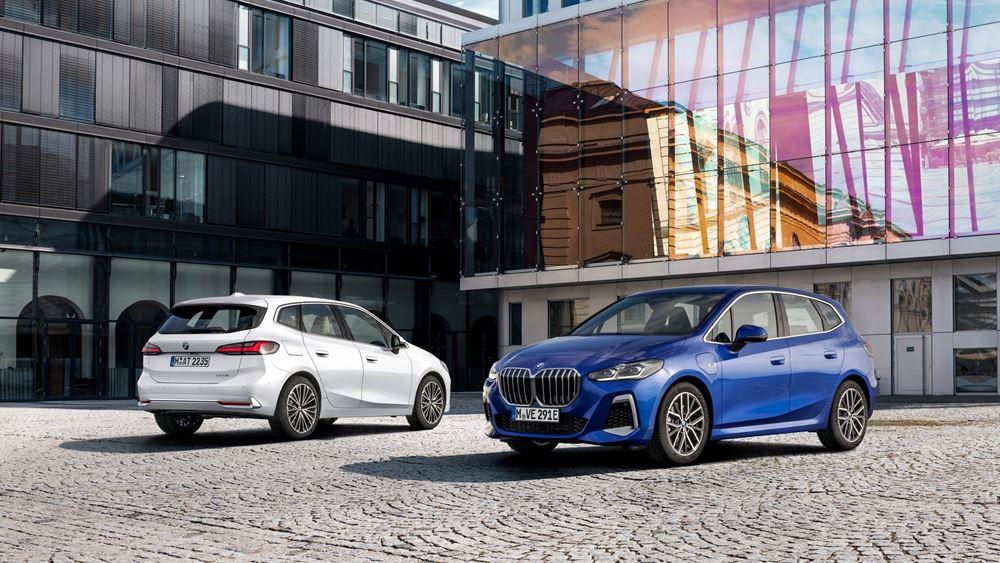 Πρεμιέρα για τη νέα BMW Σειρά 2 Active Tourer
