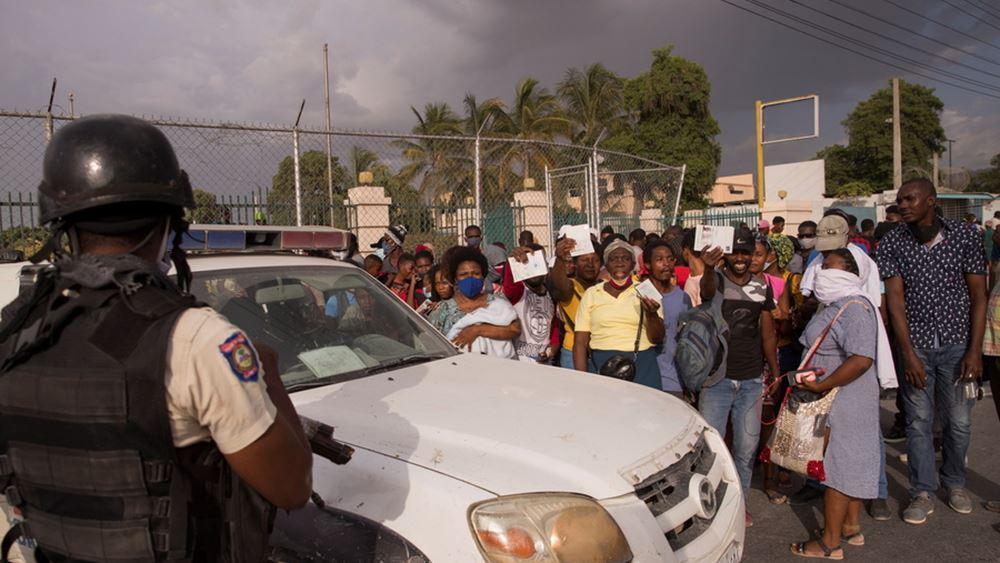 Αϊτή: Οι ΗΠΑ δεν σχεδιάζουν να αναπτύξουν στρατεύματα στη χώρα