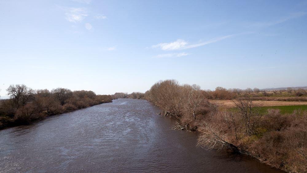 Σε επιφυλακή η Π.Ε. Έβρου: Μεγάλος όγκος υδάτων από τη Βουλγαρία