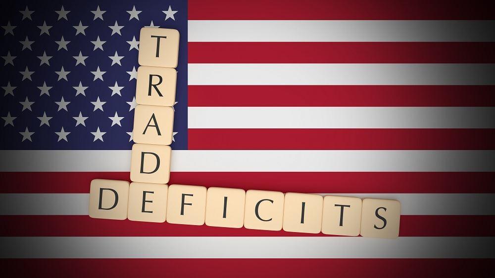 ΗΠΑ: Αύξηση 0,9% του εμπορικού ελλείμματος τον Αύγουστο, στα 87,6 δισ. δολάρια