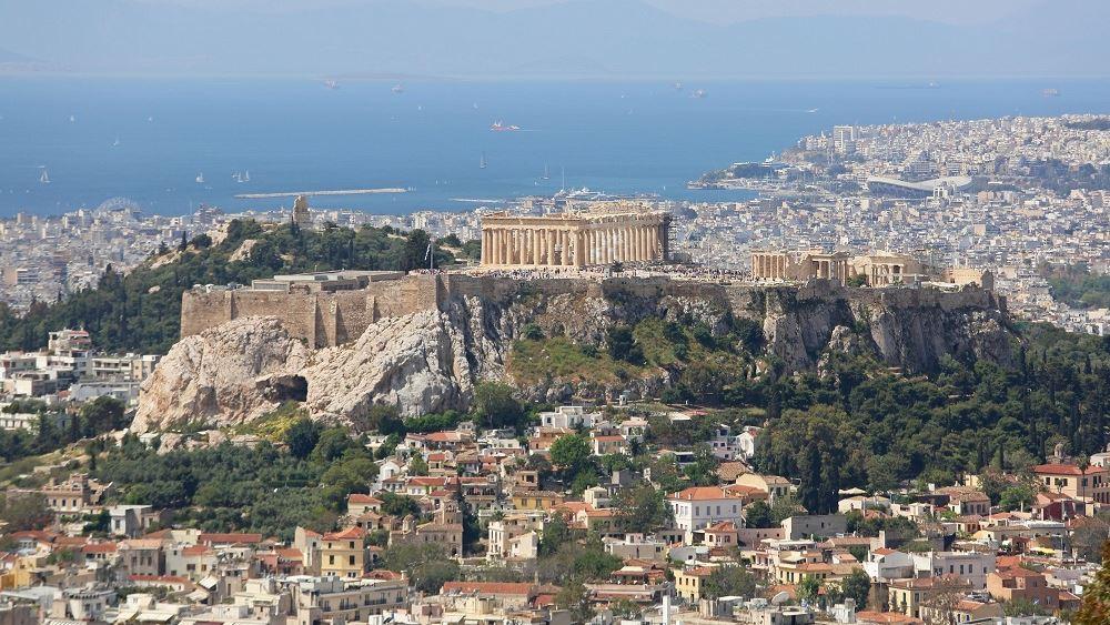 Ακρόπολη Αθήνα 18.02.2021
