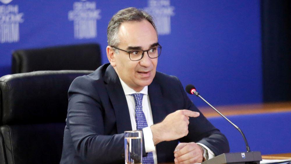 Οικονομικό Φόρουμ Δελφών-Β. Κοντοζαμάνης: Κυβερνητική προτεραιότητα η αντιμετώπιση του καρκίνου