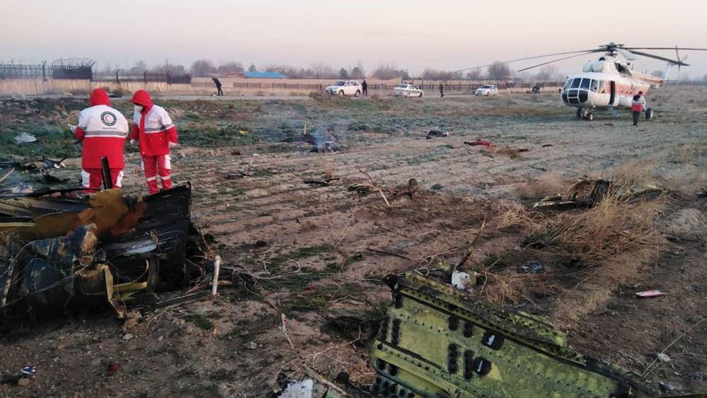 Κατάρριψη ουκρανικού αερσσκάφους στο Ιράν