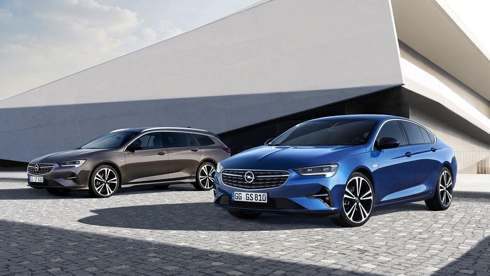Η Opel διευρύνει τη γκάμα κινητήρων του Insignia