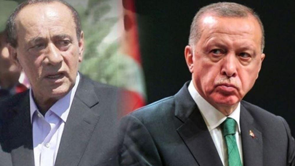 Τουρκία: Αρχιμαφιόζος κάνει πλάτες στον Ερντογάν