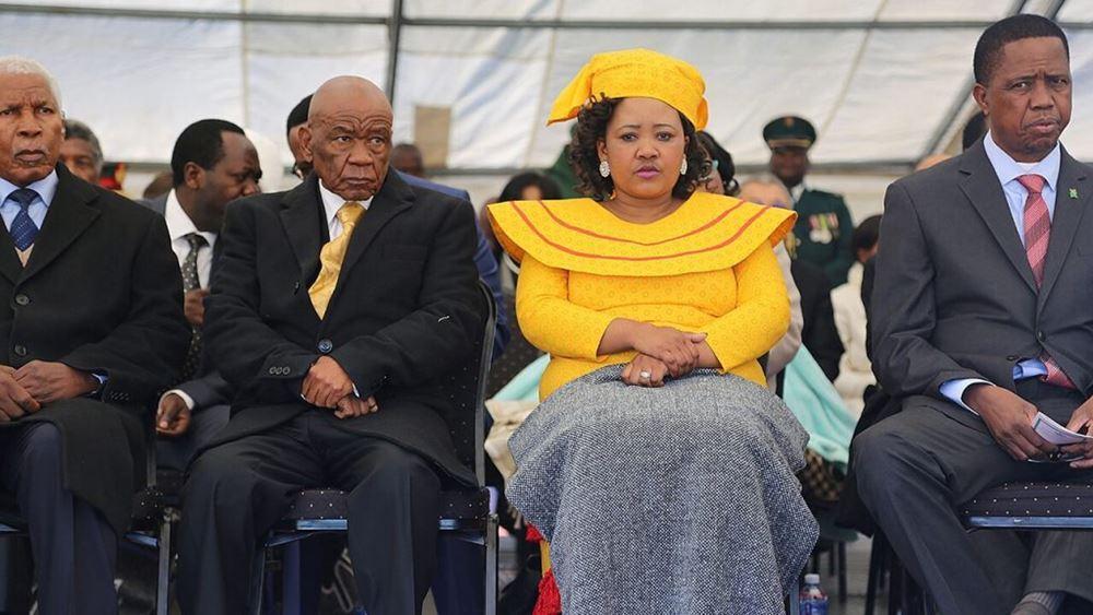 Συζυγικό σκάνδαλο στο Λεσότο: Η νυν Πρώτη Κυρία σκότωσε... την πρώην Πρώτη Κυρία