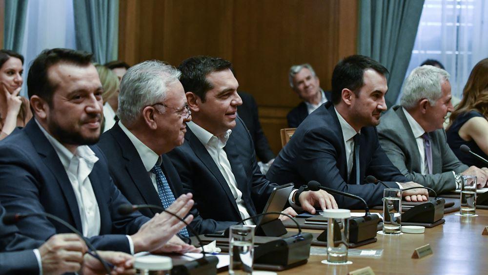 Πρόεδρος του Αρείου Πάγου η Ειρήνη Καλού και Eισαγγελέας η Δήμητρα Κοκοτίνη