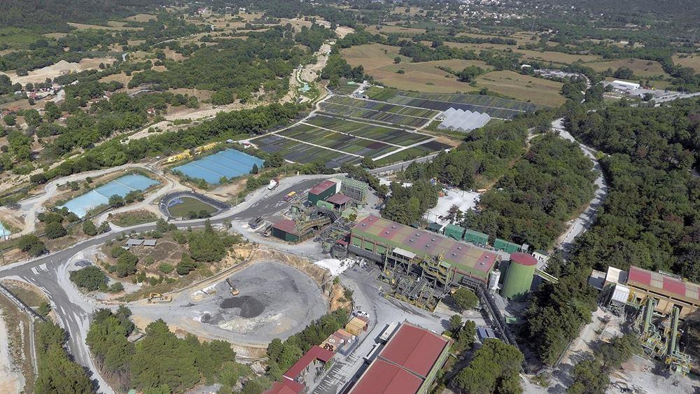 Ελληνικός Χρυσός: Ολοκλήρωσε νέο έργο περιβαλλοντικής αποκατάστασης στη Χαλκιδική