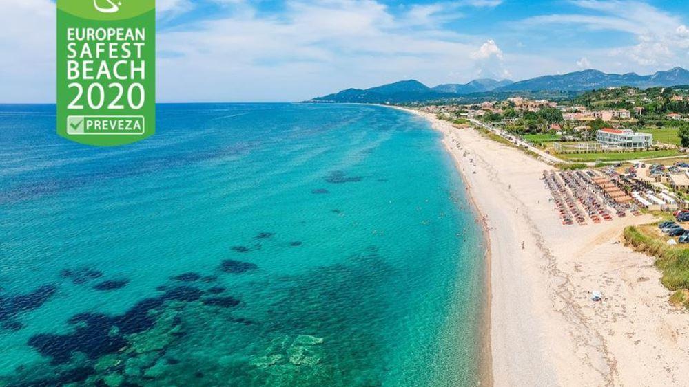 Οι 10 ασφαλέστερες παραλίες στην Ευρώπη για... social distancing - Στην κορυφή τους μία ελληνική