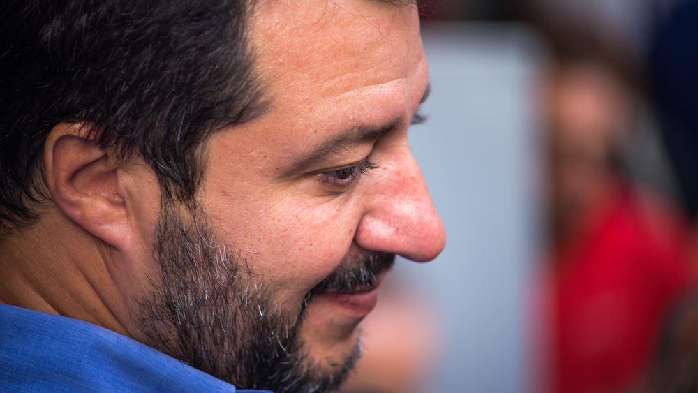 Ιταλία: Η Λέγκα παραμένει πρώτο κόμμα στην πρόθεση ψήφου