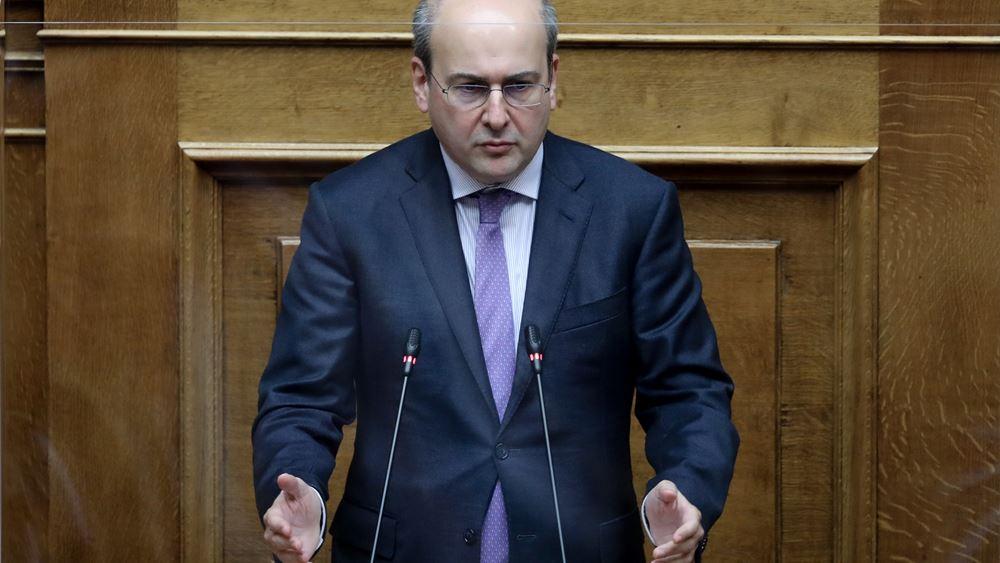 Κ. Χατζηδάκης: Πότε θα πληρωθούν όσοι υπέβαλλαν αίτημα για προκαταβολή σύνταξης