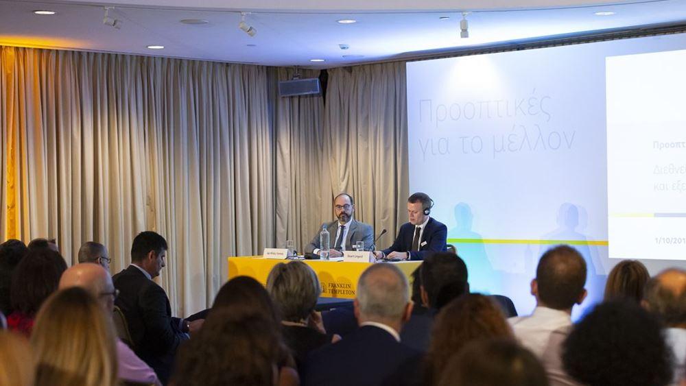 Η. Λεκκός (Τρ. Πειραιώς): O κυριότερος μοχλός ανάπτυξης τα επόμενα χρόνια θα είναι η αύξηση των επενδύσεων