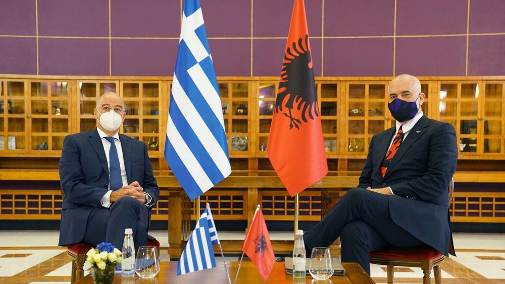 Ελλάδα - Αλβανία συμφώνησαν κοινή προσφυγή στη Χάγη για τις ΑΟΖ