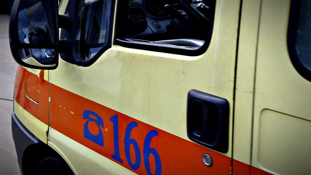 Σε σοβαρή κατάσταση νοσηλεύονται τέσσερις εργαζόμενοι της Motor Oil που τραυματίστηκαν σε πυρκαγιά