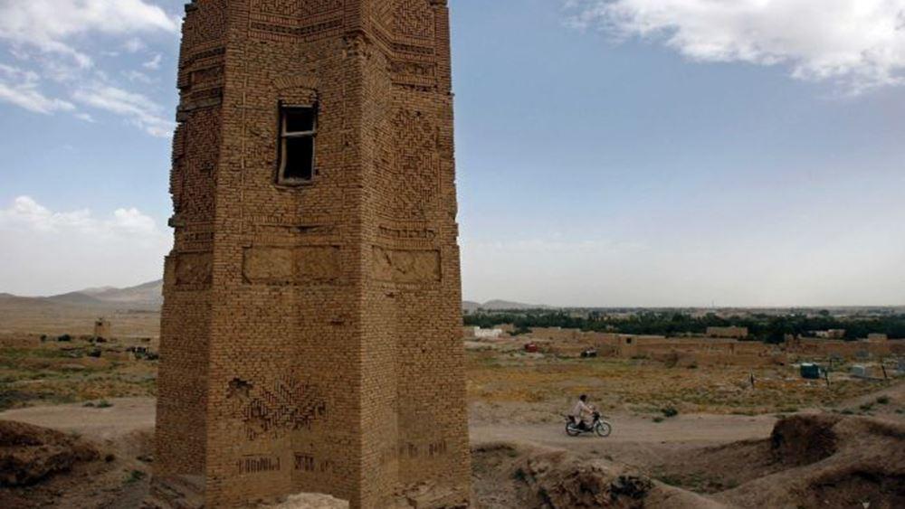 ΗΠΑ: Η Ουάσινγκτον σταματά τη χρηματοδότηση ανοικοδόμησης του Αφγανιστάν