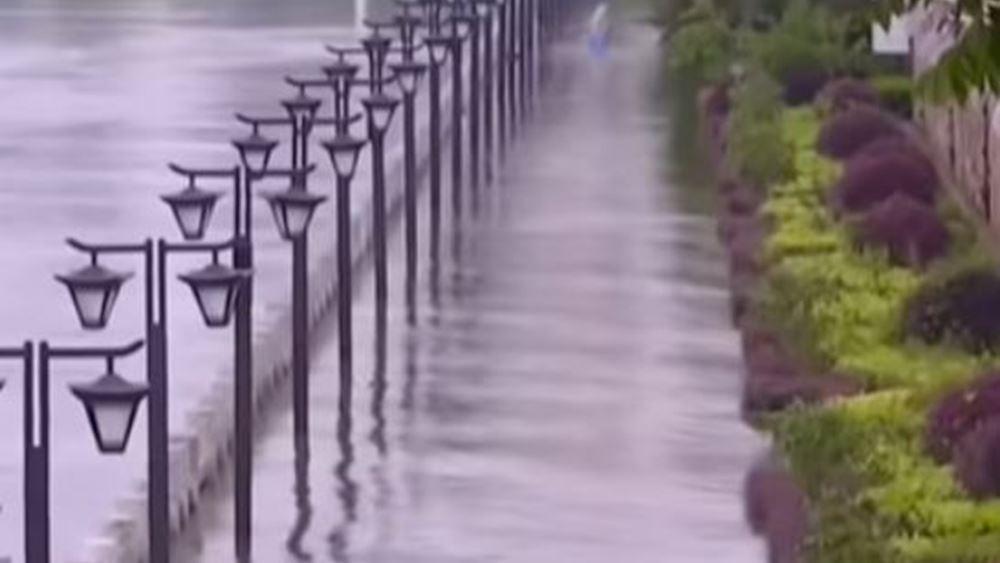 Κίνα: 158 νεκροί από τις καταρρακτώδεις βροχές