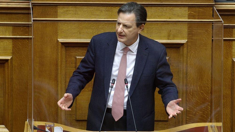Σκυλακάκης: Δεν θα υπάρξει δημοσιονομικός εκτροχιασμός στην οικονομία