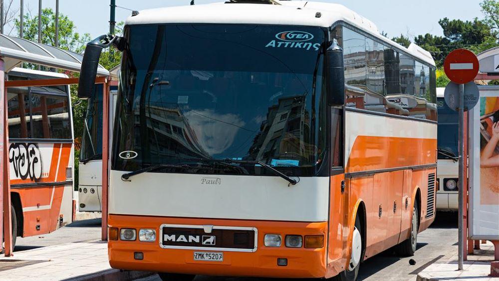 Αυξάνεται στο 65% η δυνατότητα μεταφοράς επιβατών σε όλα τα ΜΜΜ και στα ΚΤΕΛ