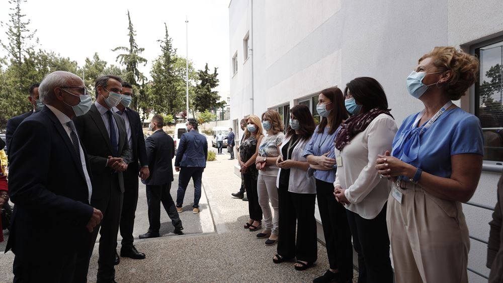 Κ. Μητσοτάκης: Θα οικοδομήσουμε το νέο ΕΣΥ, διορθώνοντας παθογένειες