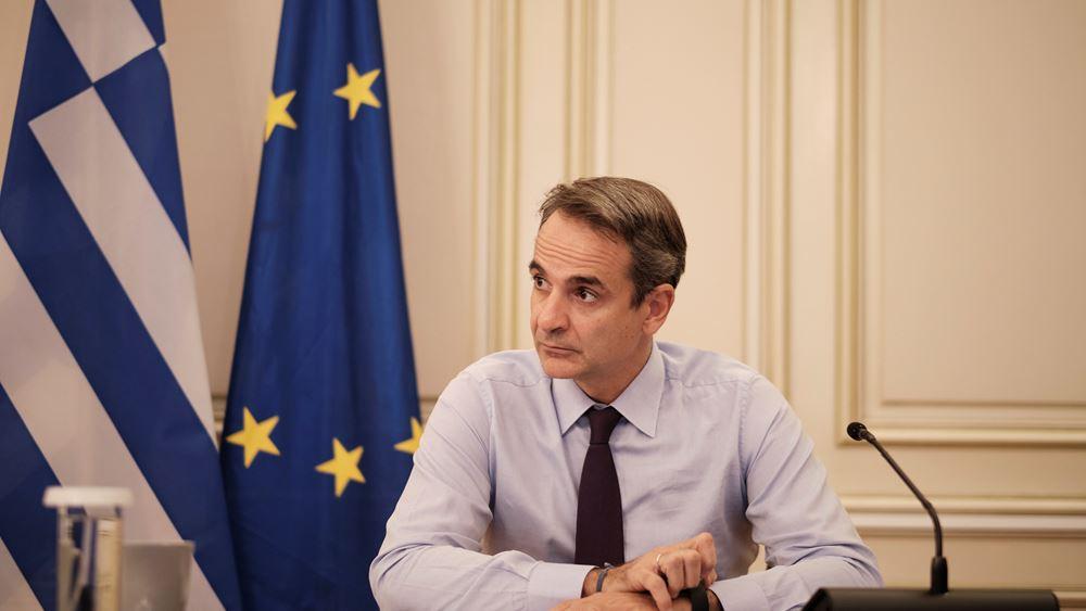 Κ. Μητσοτάκης: Συστημική απειλή για την Ευρώπη η σύγκρουση θρησκειών και πολιτισμών που προωθείται από την Τουρκική ηγεσία
