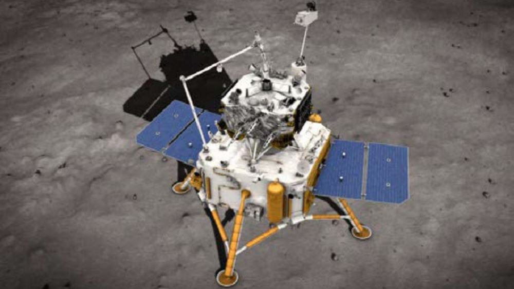 Κίνα: Ιστορική προσελήνωση του ρομποτικού σκάφους Chang'e 5 στη Σελήνη