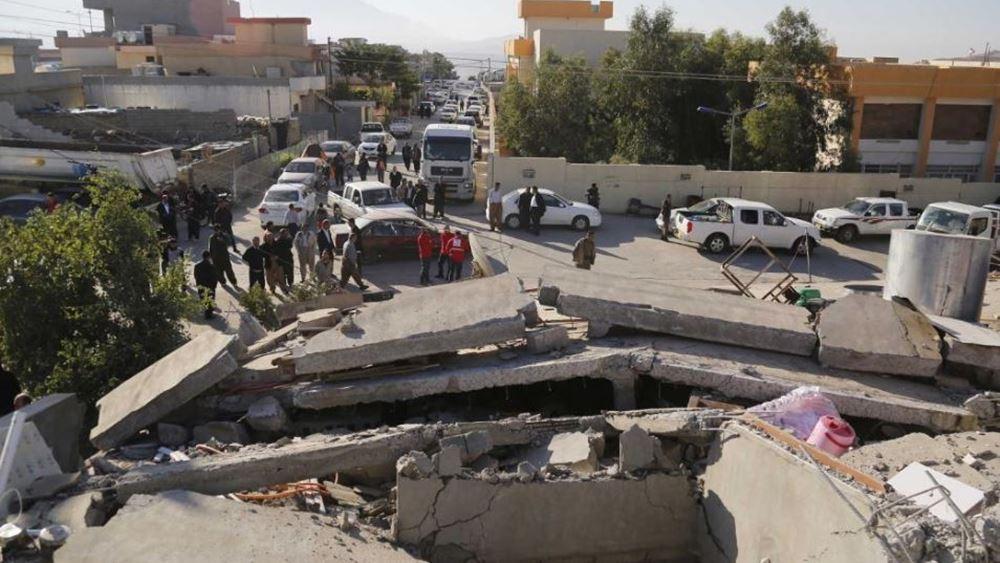 Σεισμική δόνηση 6 βαθμών στο νοτιοανατολικό τμήμα του Ιράν