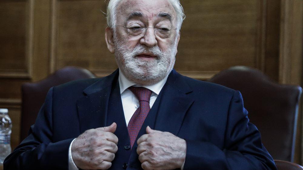 Τη Δευτέρα θα συνεχιστεί η εξέταση του Χρ. Καλογρίτσα από την προανακριτική επιτροπή για την υπόθεση Ν. Παππά