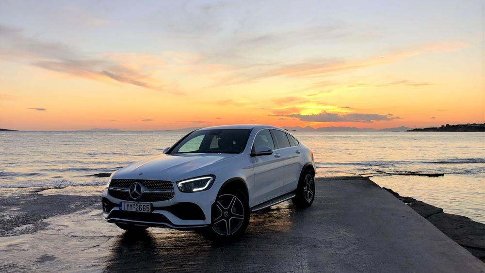 Δοκιμάζουμε την Mercedes-Benz GLC 300 d 4MATIC Coupe