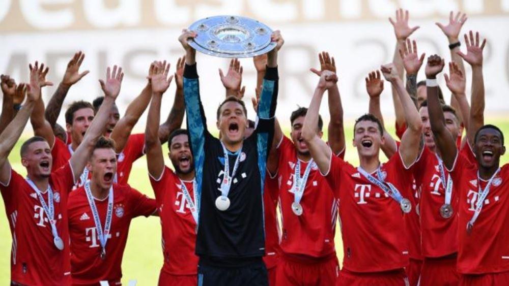 Το γερμανικό ποδόσφαιρο αποκλειστικά στη Nova!