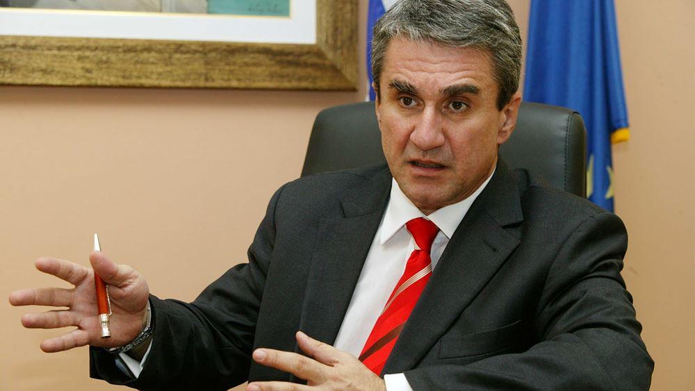 Λοβέρδος: Αναμένουμε τον πρώτο 'Ελληνα πολιτικό για το πώς θα εκφραστεί ονομαστικά για τα Σκόπια