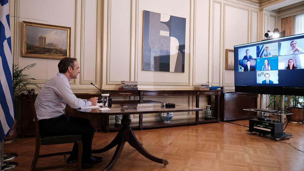 Κ. Μητσοτάκης: Αυτό που προτείνει η Ε.Ε. δεν είναι απλά θετικό για την Ελλάδα, αλλά για το ευρωπαϊκό εγχείρημα συνολικά